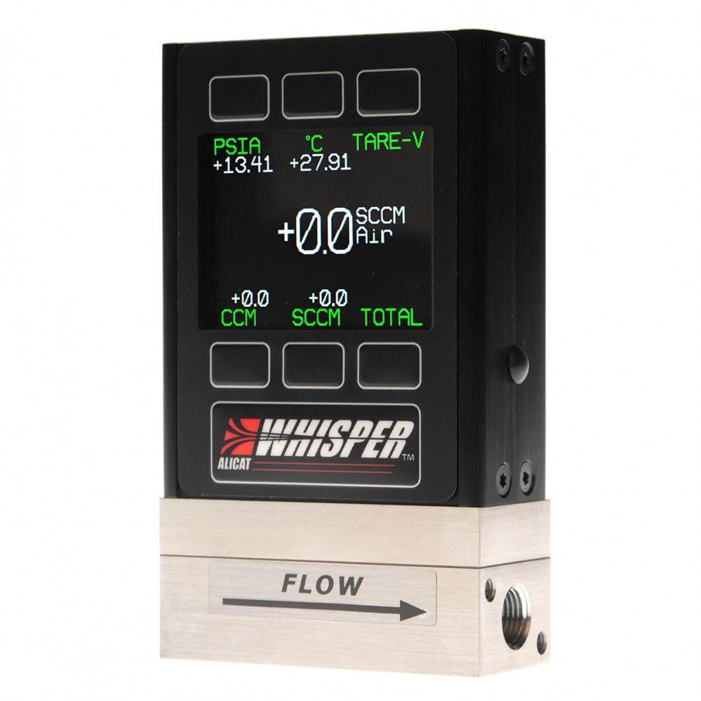 Mass Flow Meter: MW Low Pressure Drop Series