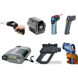 Portable IR Pyrometers