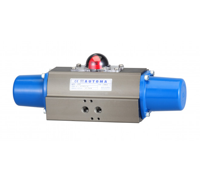 Pneumatic Actuator Scotch Yoke Type ( AS Series)