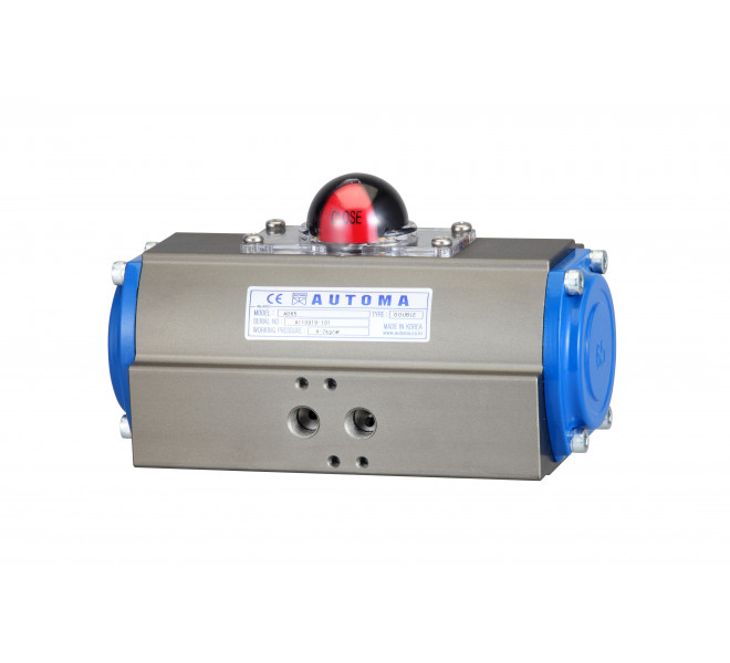Pneumatic Actuator Rack and Pinion Type (ADR Series)