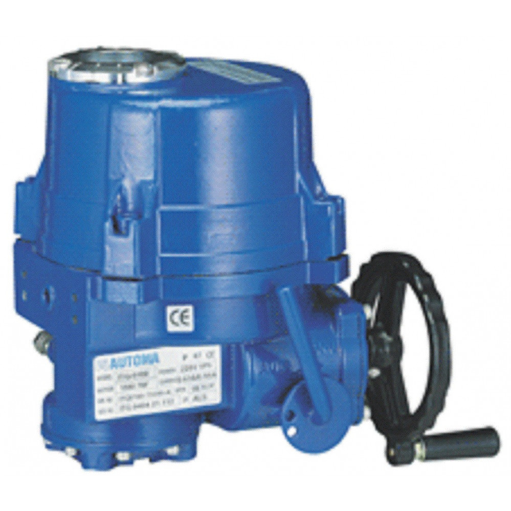 Electric Actuator Rotary Type