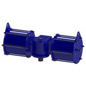 Pneumatic Double Acting Actuator Heavy Duty(AD Series)