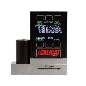 Mass flow controller