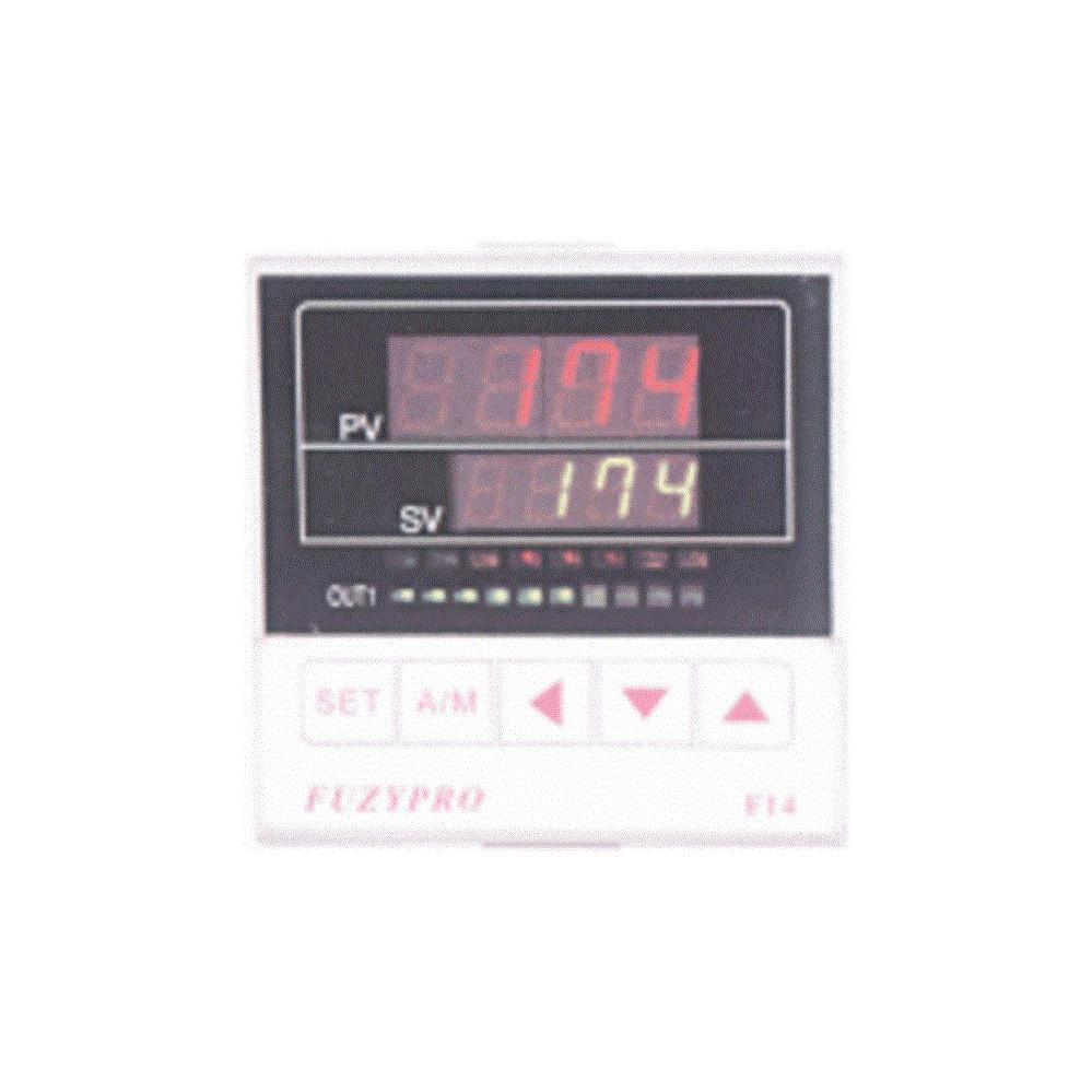 1/4 DIN Heat/Cool temperature controller
