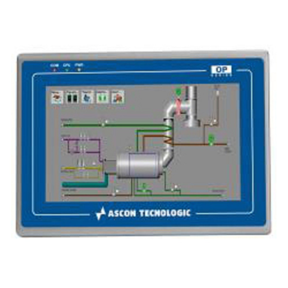 "OPMT8070IE  7"" Touchscreen colour operator panel"