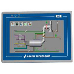 """OPMT8070IE  7"""" Touchscreen colour operator panel"""