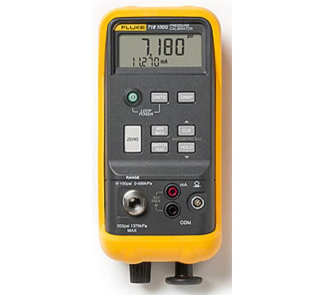 Fluke 718 Series Pressure Calibrators
