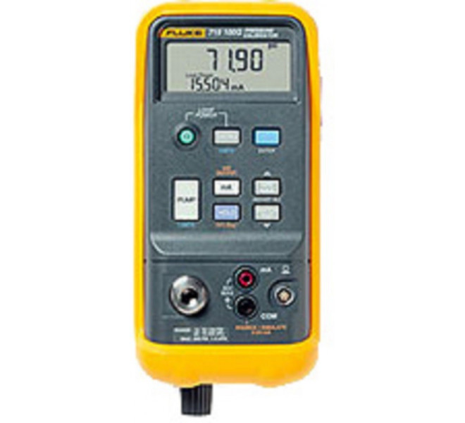 Fluke 719 Portable Electric Pressure Calibrator