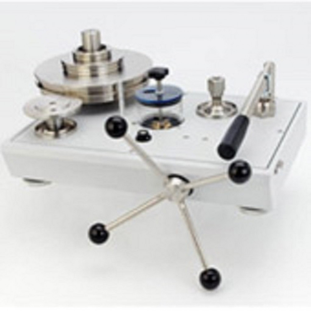Fluke Calibration P3100 Hydraulic Deadweight Testers