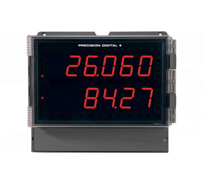 PD2-6060 Helios Dual Analog Input Process Meter