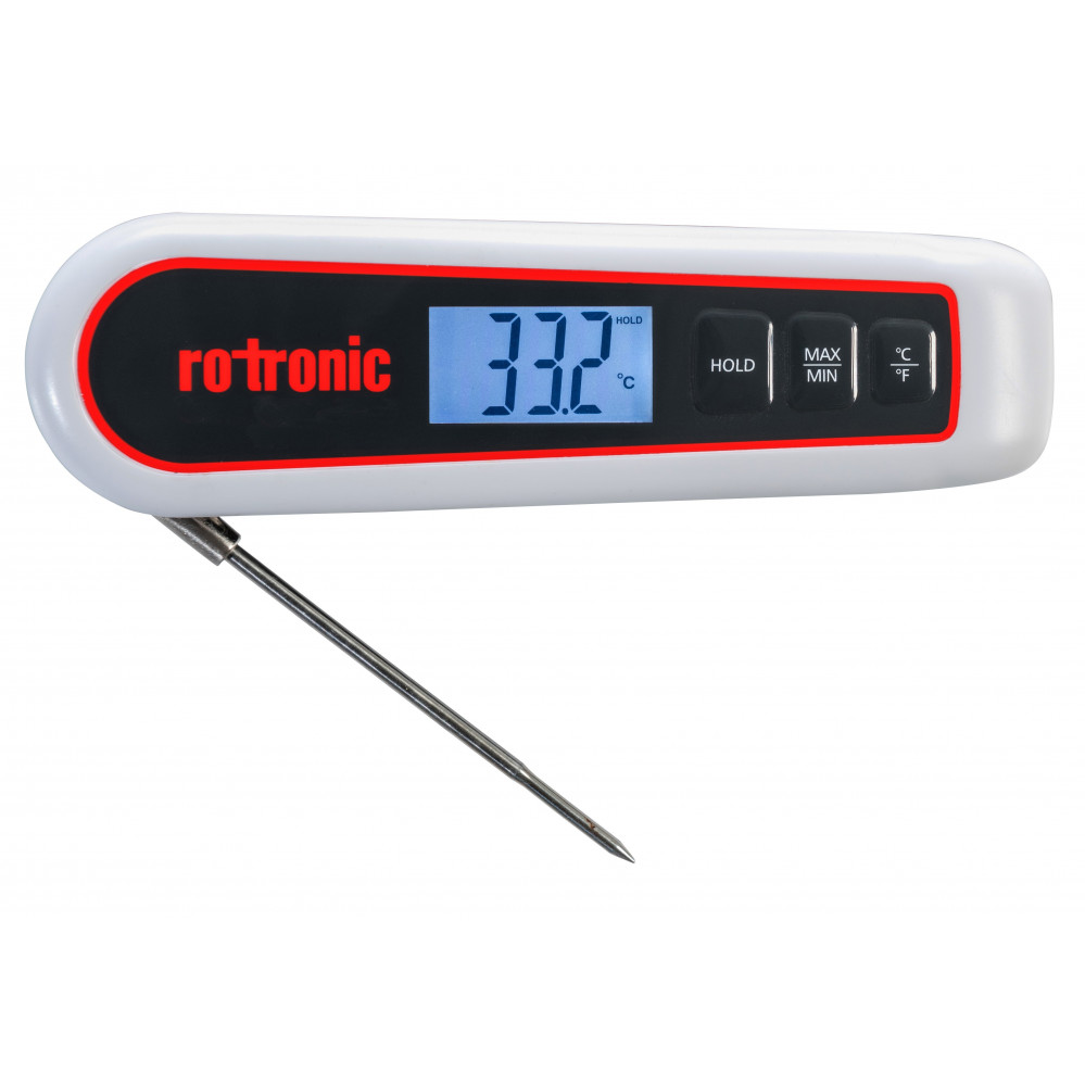 TP31-S - Folding Thermometer - Fast And Reliable Core Temperature Measurements