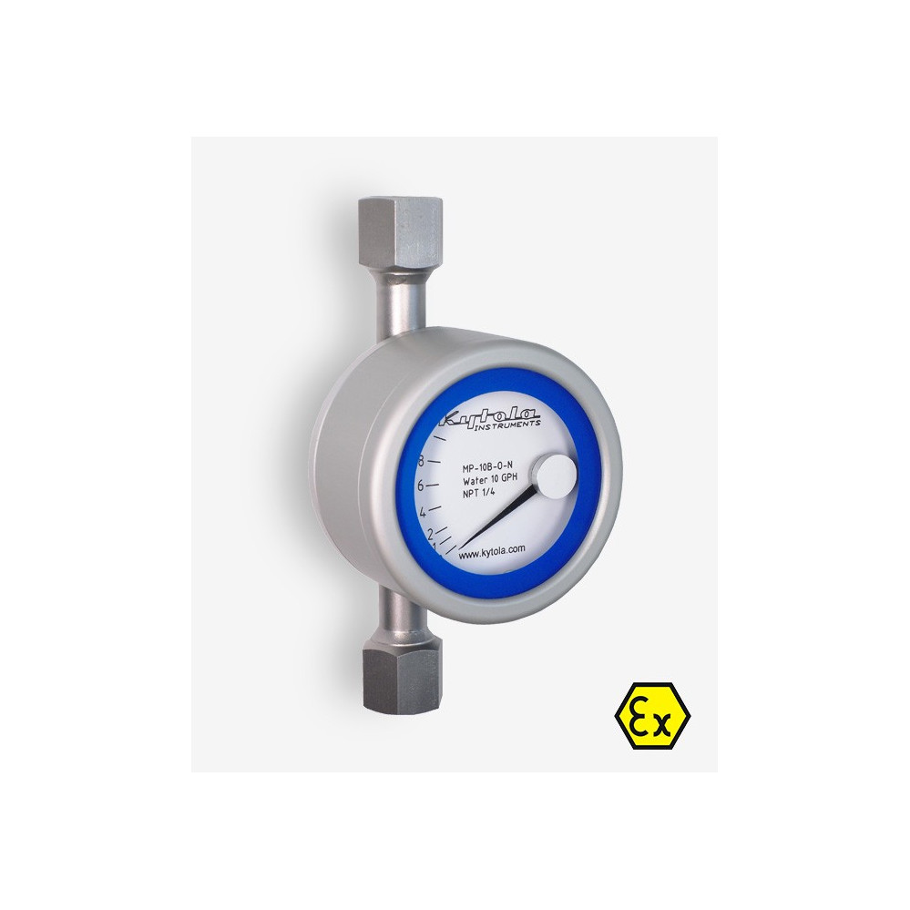 Model MP-O Metal tube Flow meter