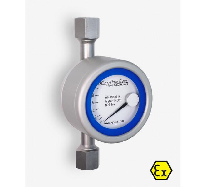 Model MP-O Metal tube Flow meter