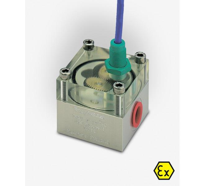 Model 2950 Oval Gear Flow meter