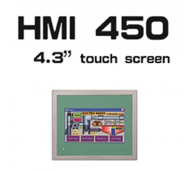 HMI 450