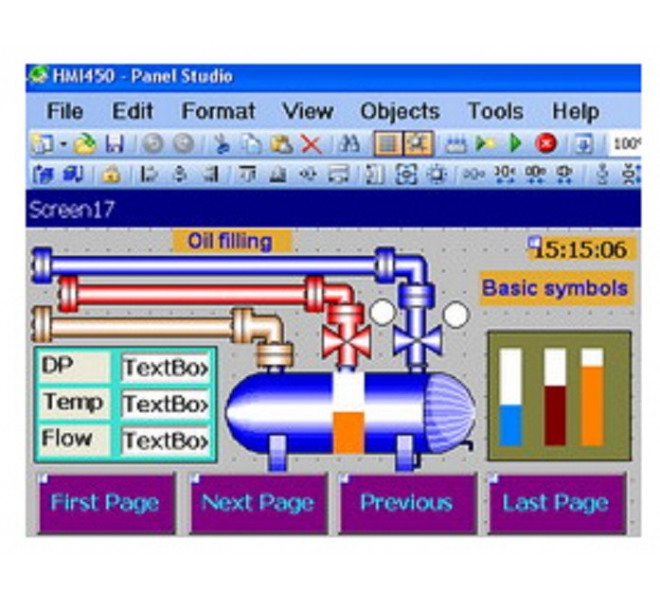 Configuration & editing software - Panel Studio