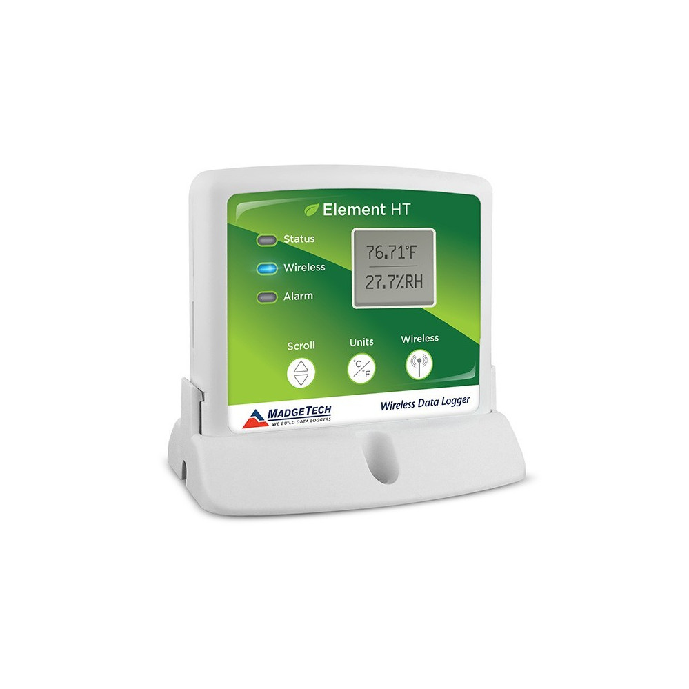 Element HT Wireless Humidity and Temperature Data Logger
