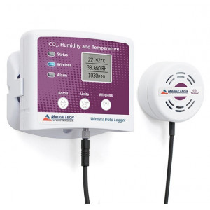 RFCO2RHTemp2000A Wireless CO2, Humidity and Temperature Data Logger