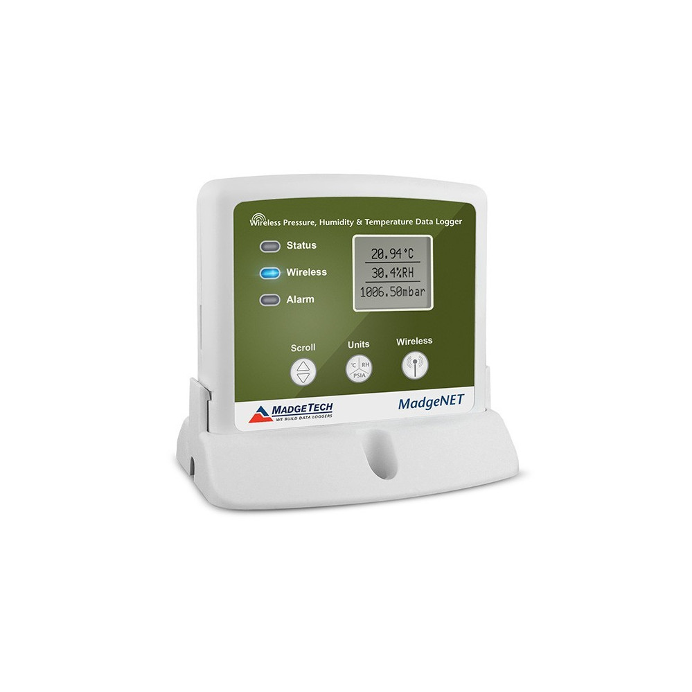 RFPRHTemp2000A Wireless Pressure, Humidity and Temperature Data Logger