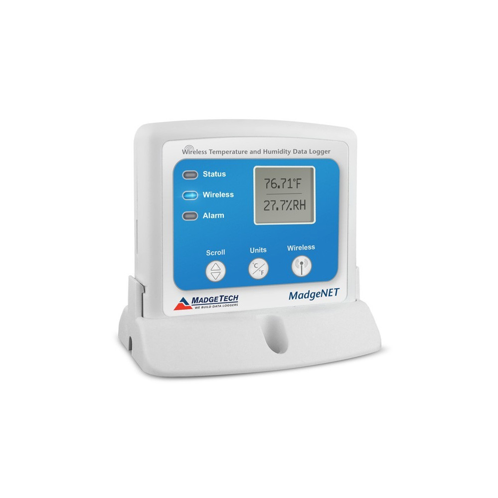 RFRHTemp2000A Wireless Humidity and Temperature Data Logger