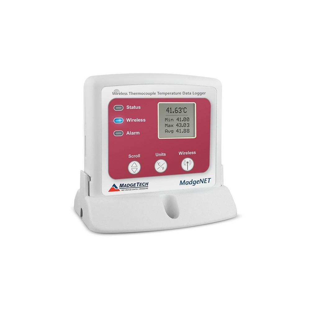 RFTCTemp2000A Wireless Thermocouple Temperature Data Logger