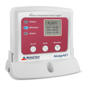 RFTemp2000A Wireless Temperature Data Logger