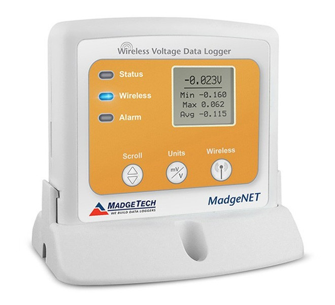 RFVolt2000A Wireless Data Logger