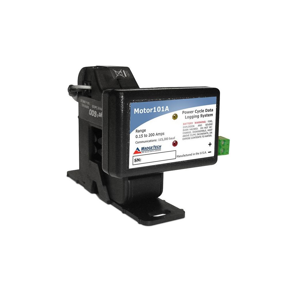 Motor101A Data Logging System