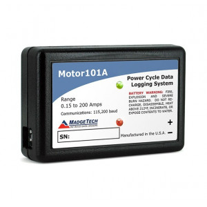 Motor101A Data Logging System