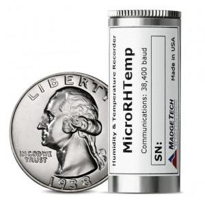 MicroRHTemp Data Logger