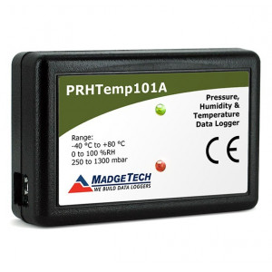 PRHTemp101A Pressure, Humidity and Temperature Data Logger