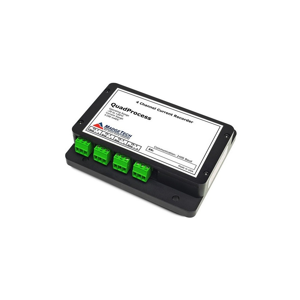QuadProcess Data Logger