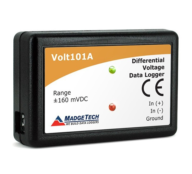 Volt101A-160mV Data Logger