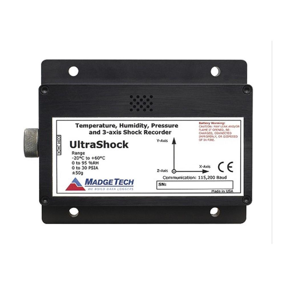 UltraShock Data Logger