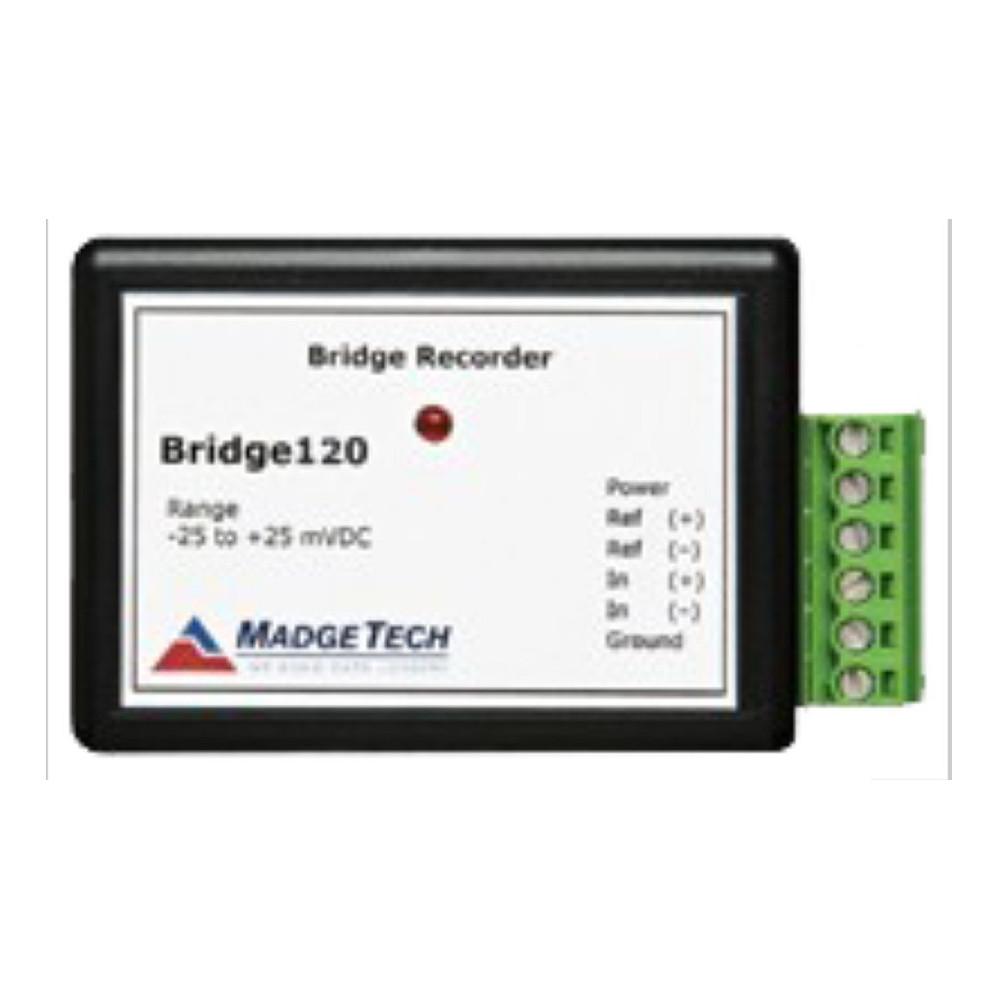 Bridge120 Data Logger