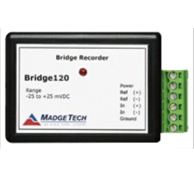 Bridge120 Data Logger