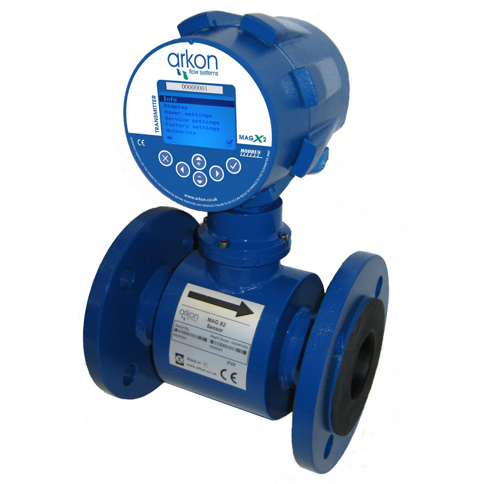 MAGX2 Modular Design Flowmeter a flexible device
