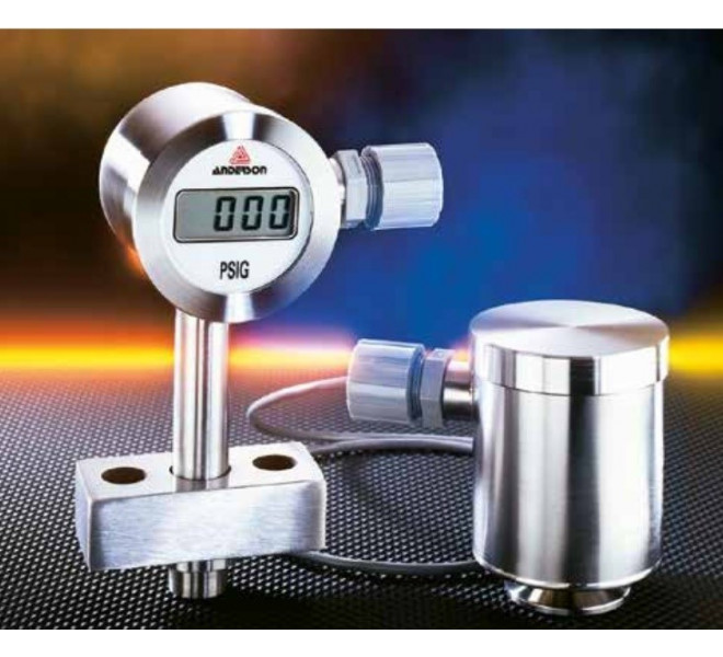 SR Pressure Transmitter