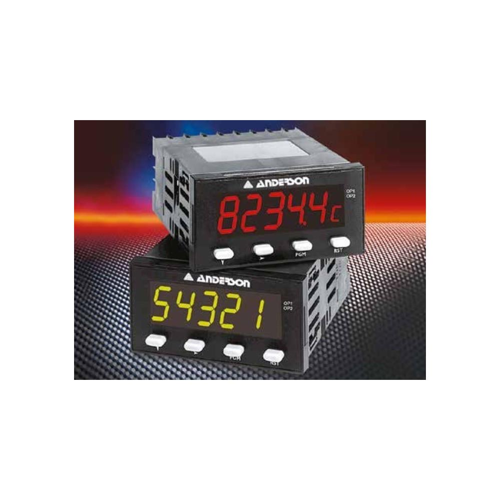 GK1/8 DIN Panel Meters