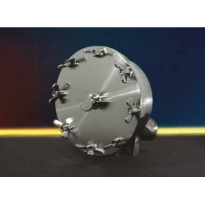 RZ Positive displacement flowmeter