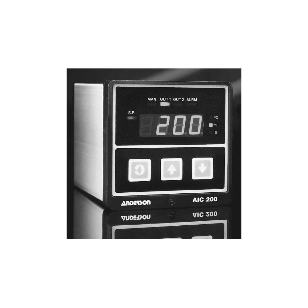 AIC 200 Micro-based 1/4 DIN Single Loop Controller