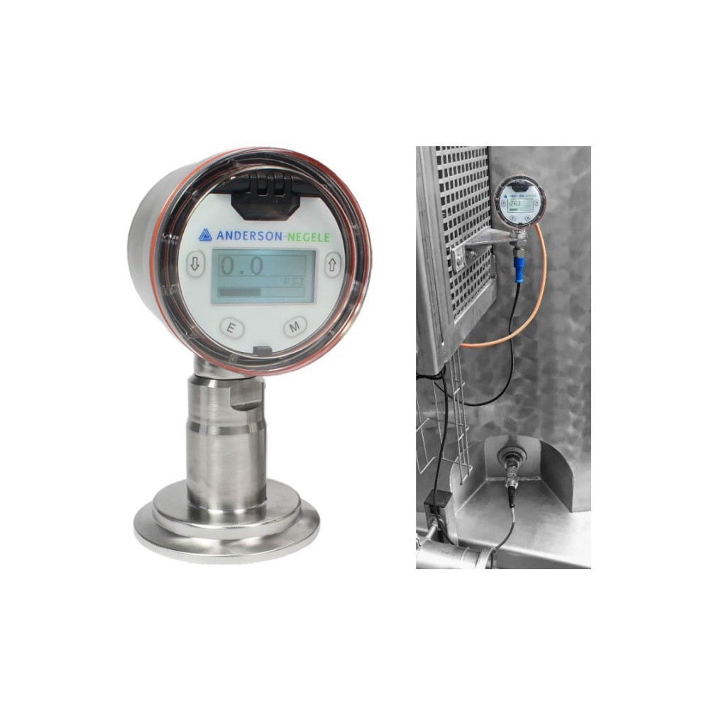 L3 Pressure and Level Transmitter