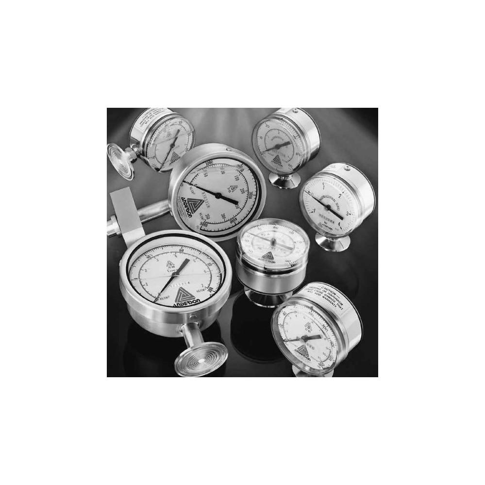 EE/EC Homogenizer/Standard Pressure Gauge (120mm)
