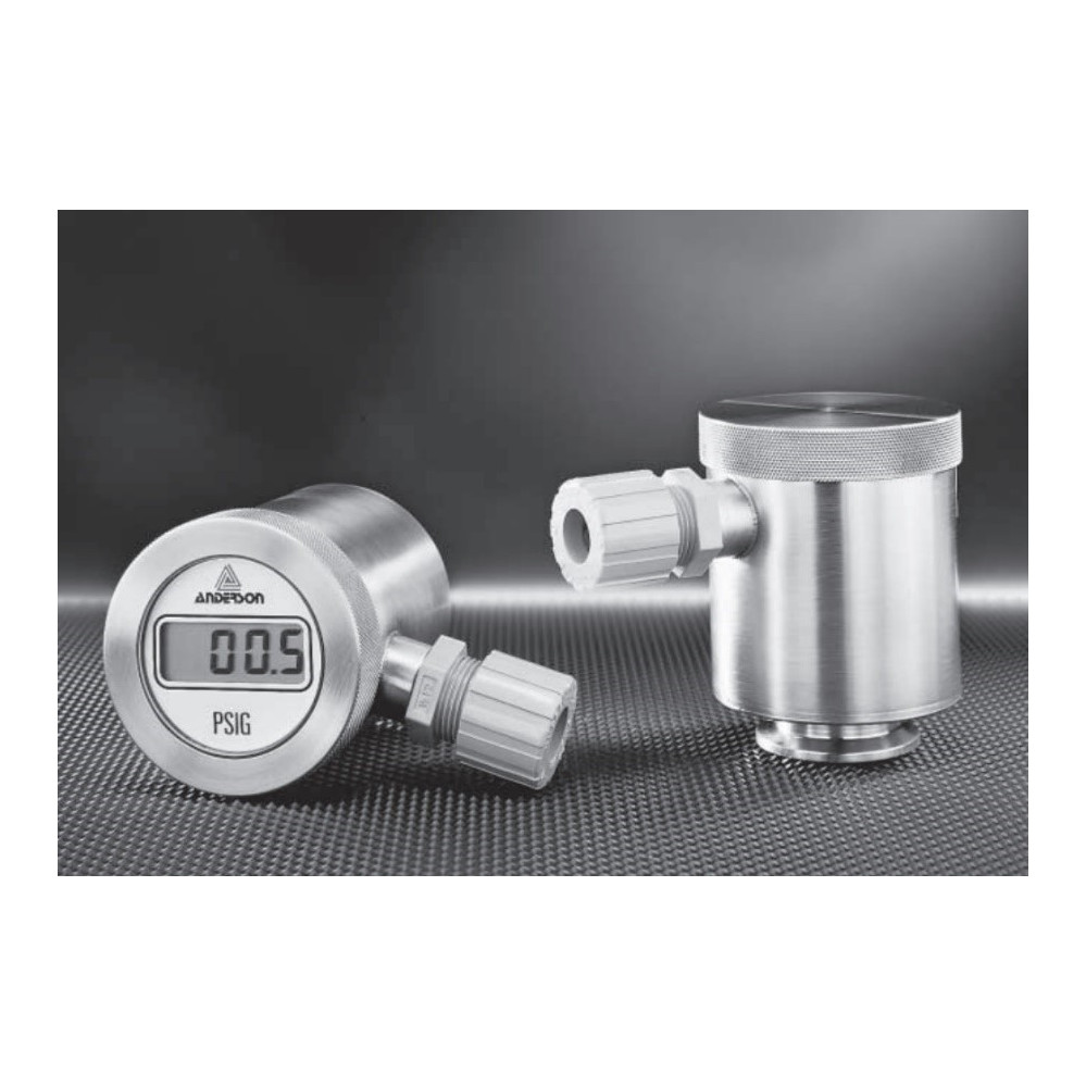 SV Life Sciences Series Pressure Transmitter