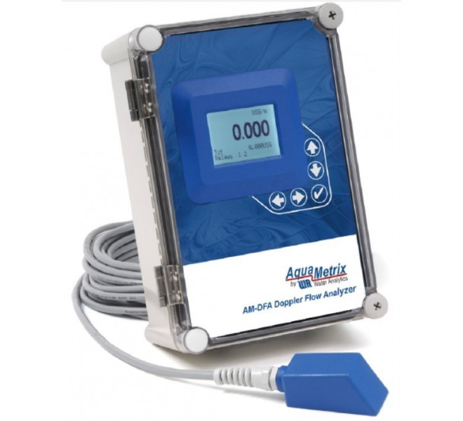 AM-DFA Doppler Flow Analyzer