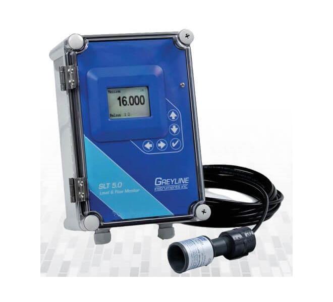 SLT-5 Ultrasonic Flow & Level Monitor