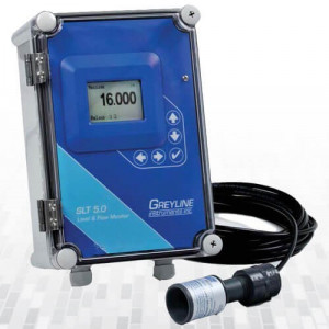 SLT-5 Ultrasonic Flow & Level Monitor