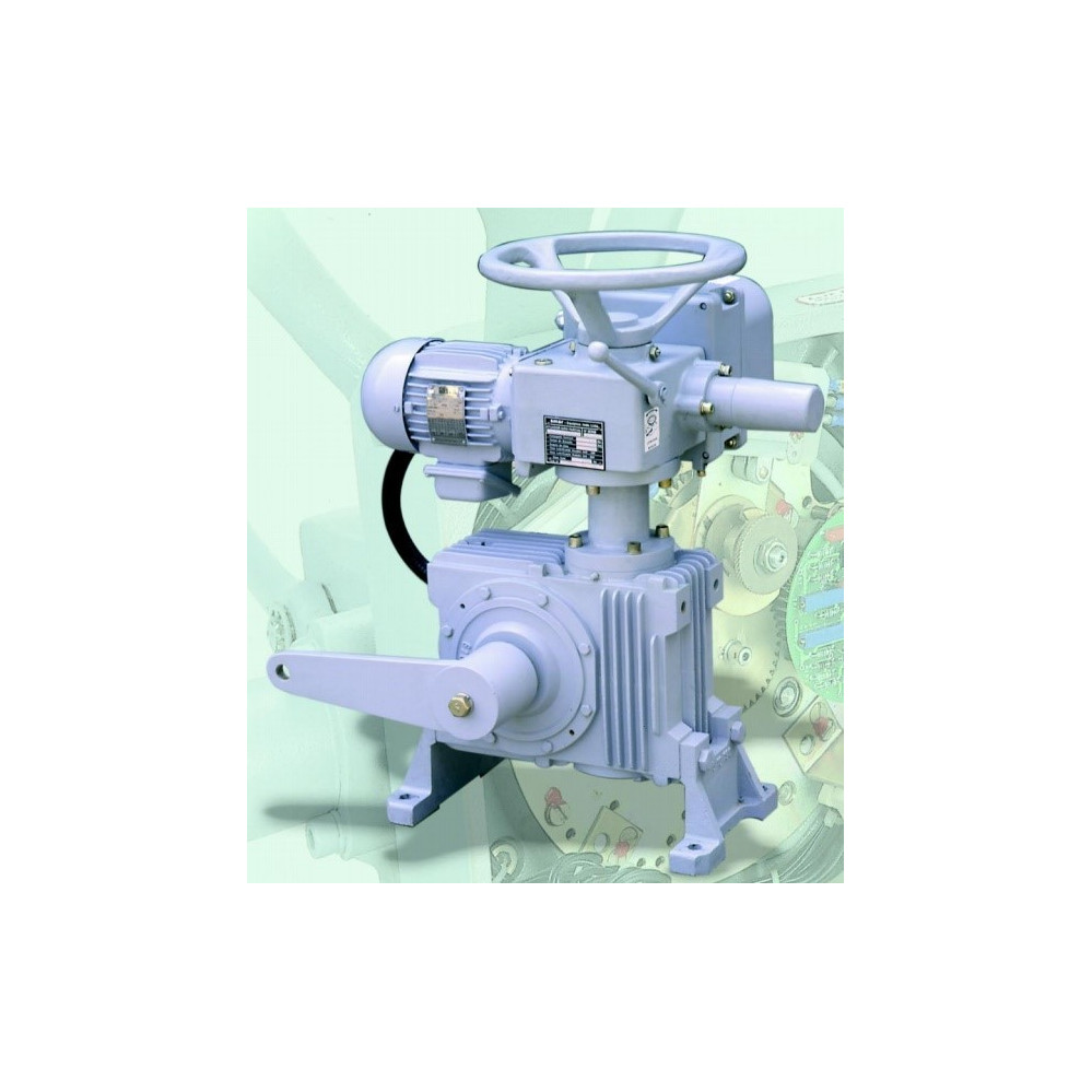Rotary Electric Actuators : AD/AR/AL