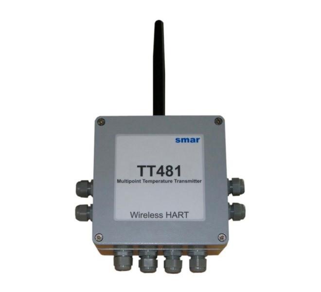 TT481WH- temperature transmitter