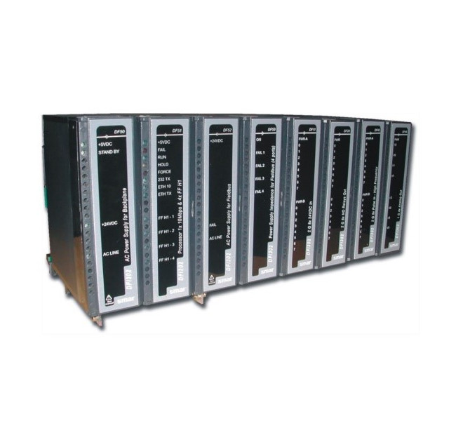 DF97 HSE/PROFIBUS 1DP and 4PA Controller
